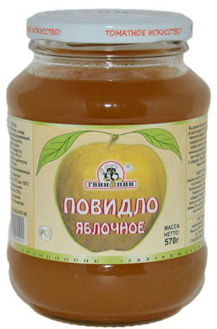 Повидло Яблочное