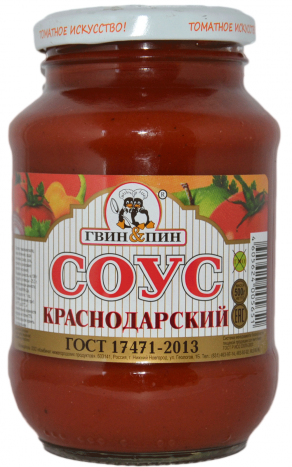 Соус Краснодарский
